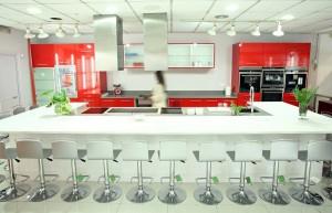 cocina escuela cupacakes madrid, vista frontal