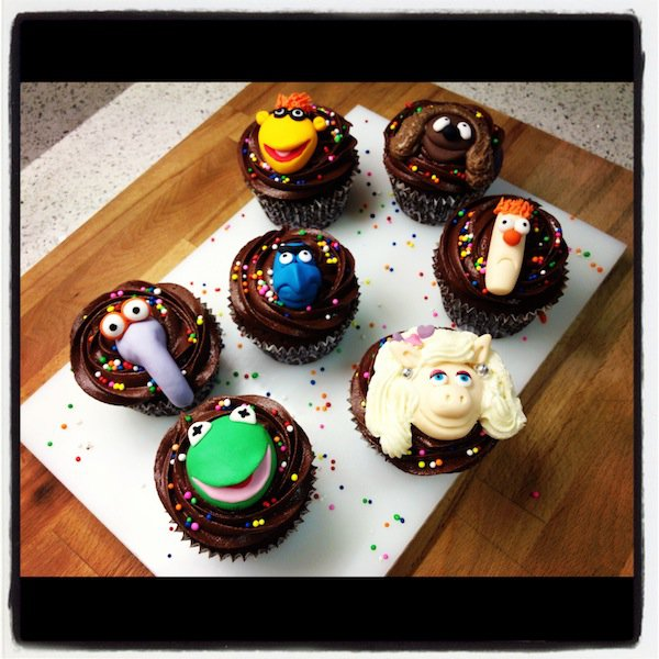 Cupcakes The Muppets