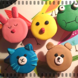 talleres cupcakes infantil casajoven