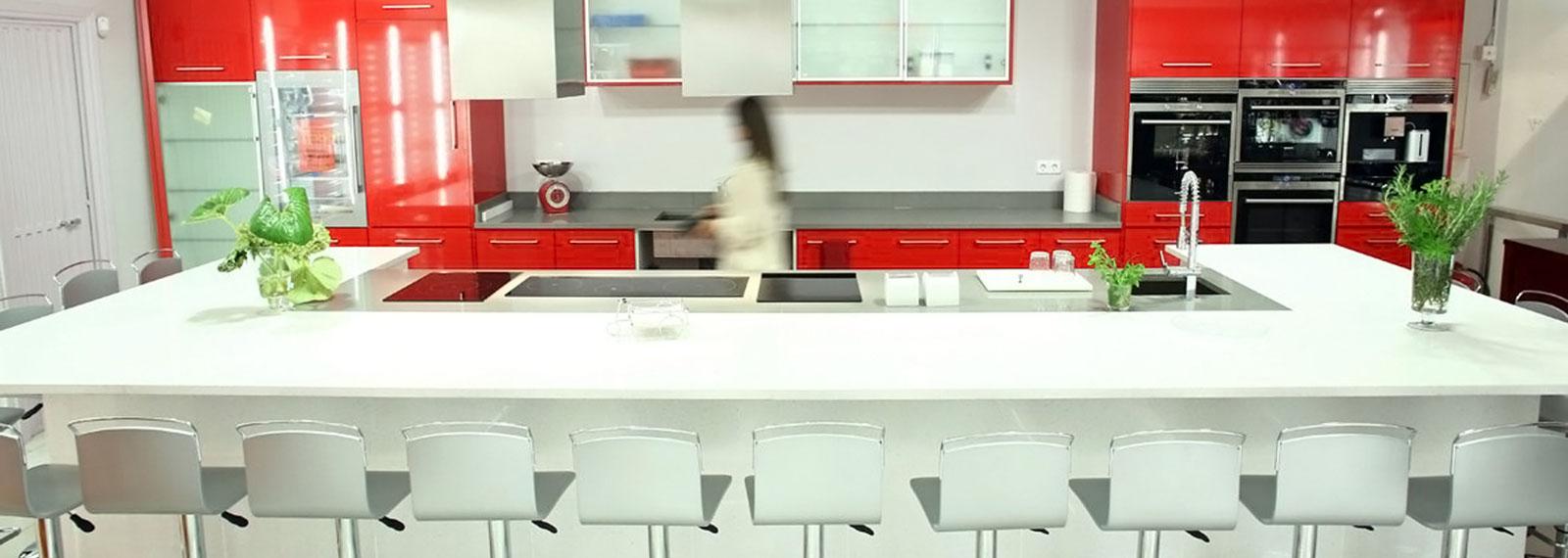 Escuela de cocina casa de campo madrid for Cursos de cocina madrid