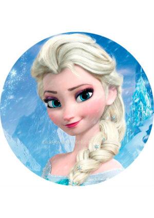 Papel de azucar - Elsa -1