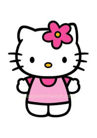 Papel de azucar - Disney - Hello Kitty