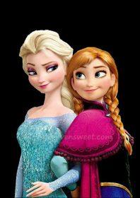 Papel de azucar - Ana y Elsa