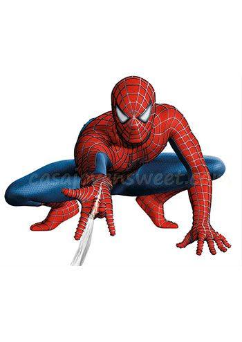 Papel de azucar - Disney - Spiderman
