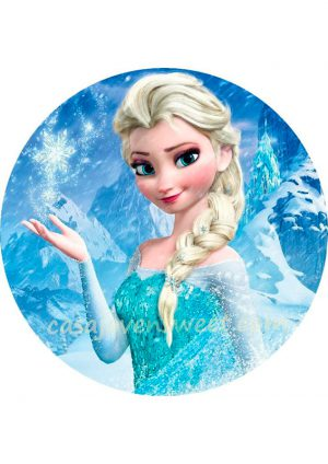 Papel de azucar - Elsa