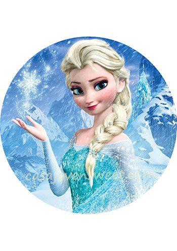 Papel de azucar – Elsa