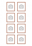Tu propia imagen en Papel de Azúcar – Tu imagen x8 en un Din A4