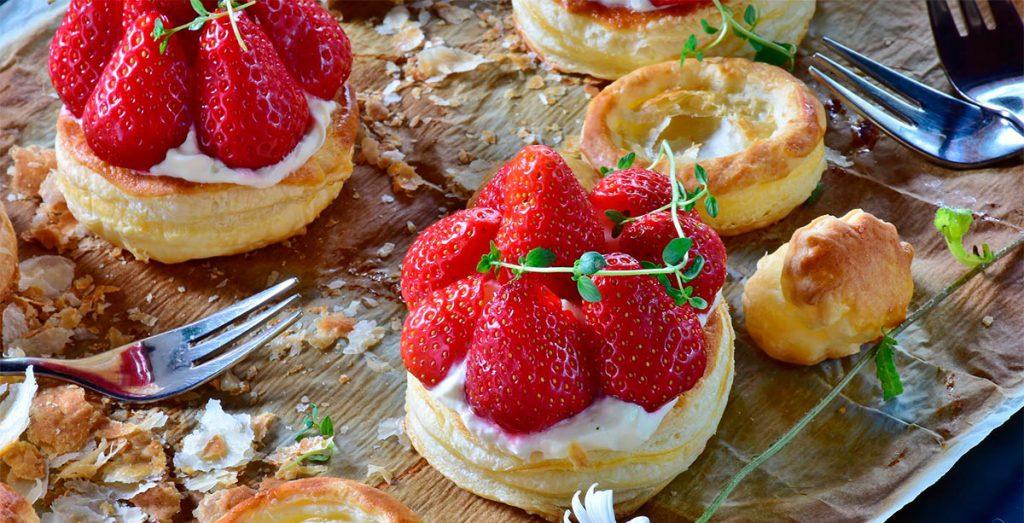 conservar las fresas