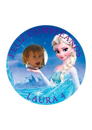 Papel comestible Diseños Mixtos Frozen 4 b