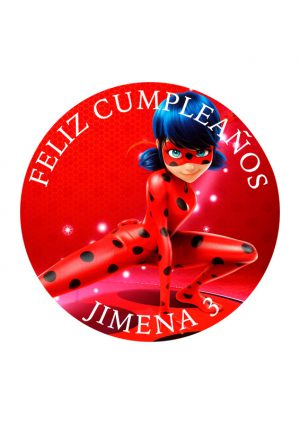 Papel comestible Diseños Mixtos Lady bug 20